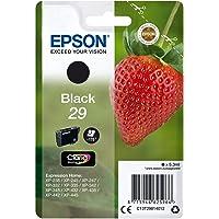 Epson 29 Claria Home Strawberry Cartouche d'encre d'origine Noir