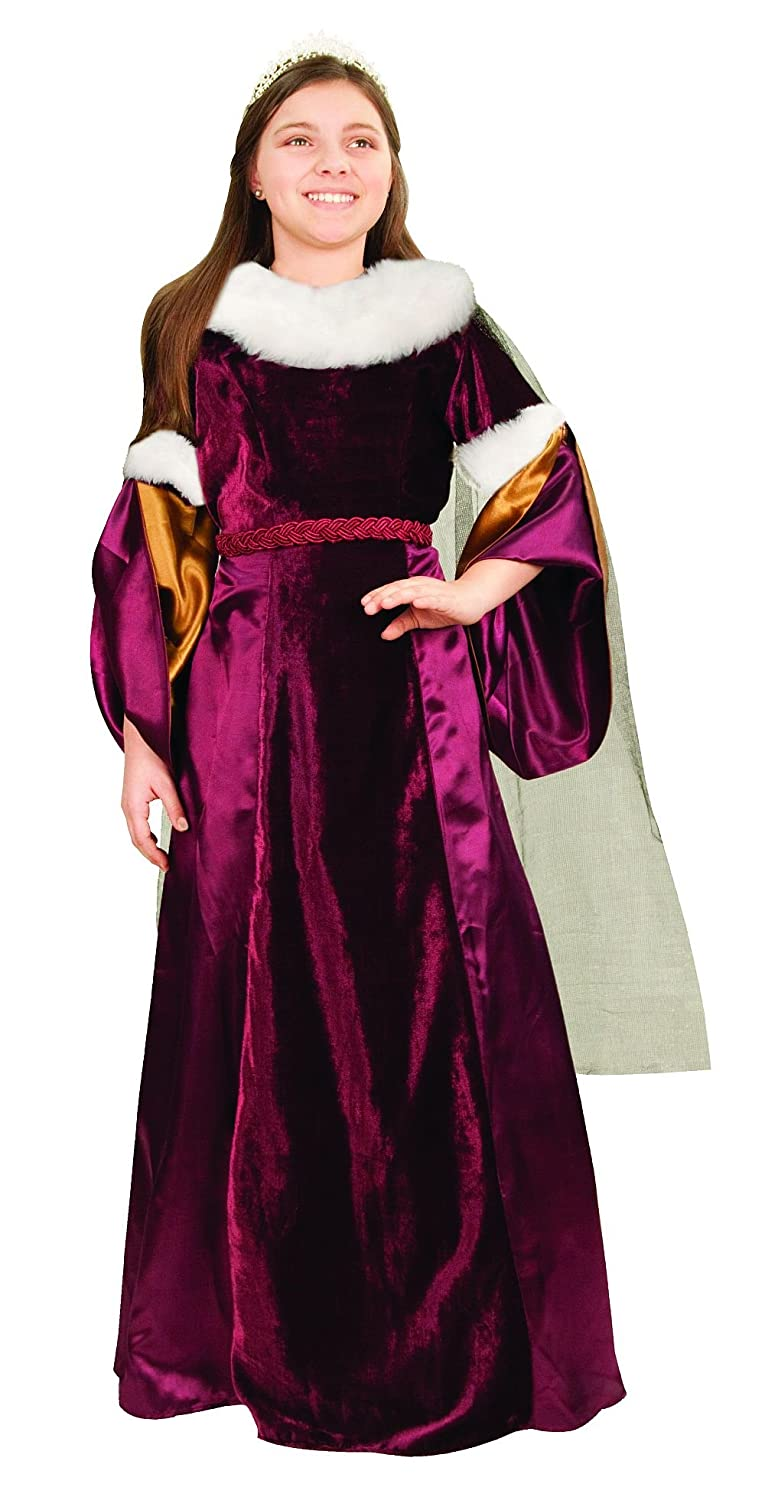 Amazon.com: Museum Replicas Queen Guinevere Girls Renaissance ...