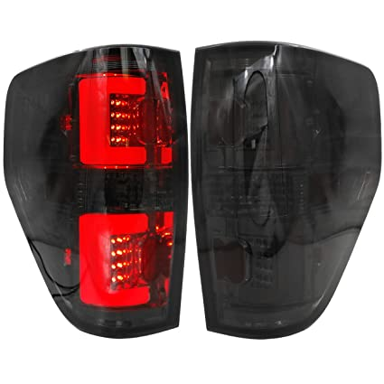 Ajp Distributors Replacement Upgrade Rear Running Led Tail Lights For Ford F150 Xl Xlt Stx Fx2 Fx4 2009 2010 2011 2012 2013 2014 09 10 11 12 13 14