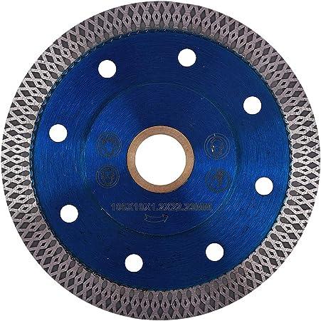 Porcelain Tile Turbo Diamond Dry Cutter Blade Disc Angle Grinder Wheel 105-180mm