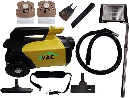 Amazon.com: ZVac - Aspiradora con accesorios para alfombras ...