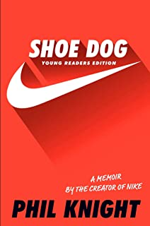 best deals on 31b3d 05e4b Shoe Dog  Young Readers Edition