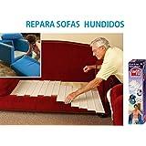 Hasëndad Furn Force - Paneles para Sofá, Blanco, 48 x 10.5 x ...