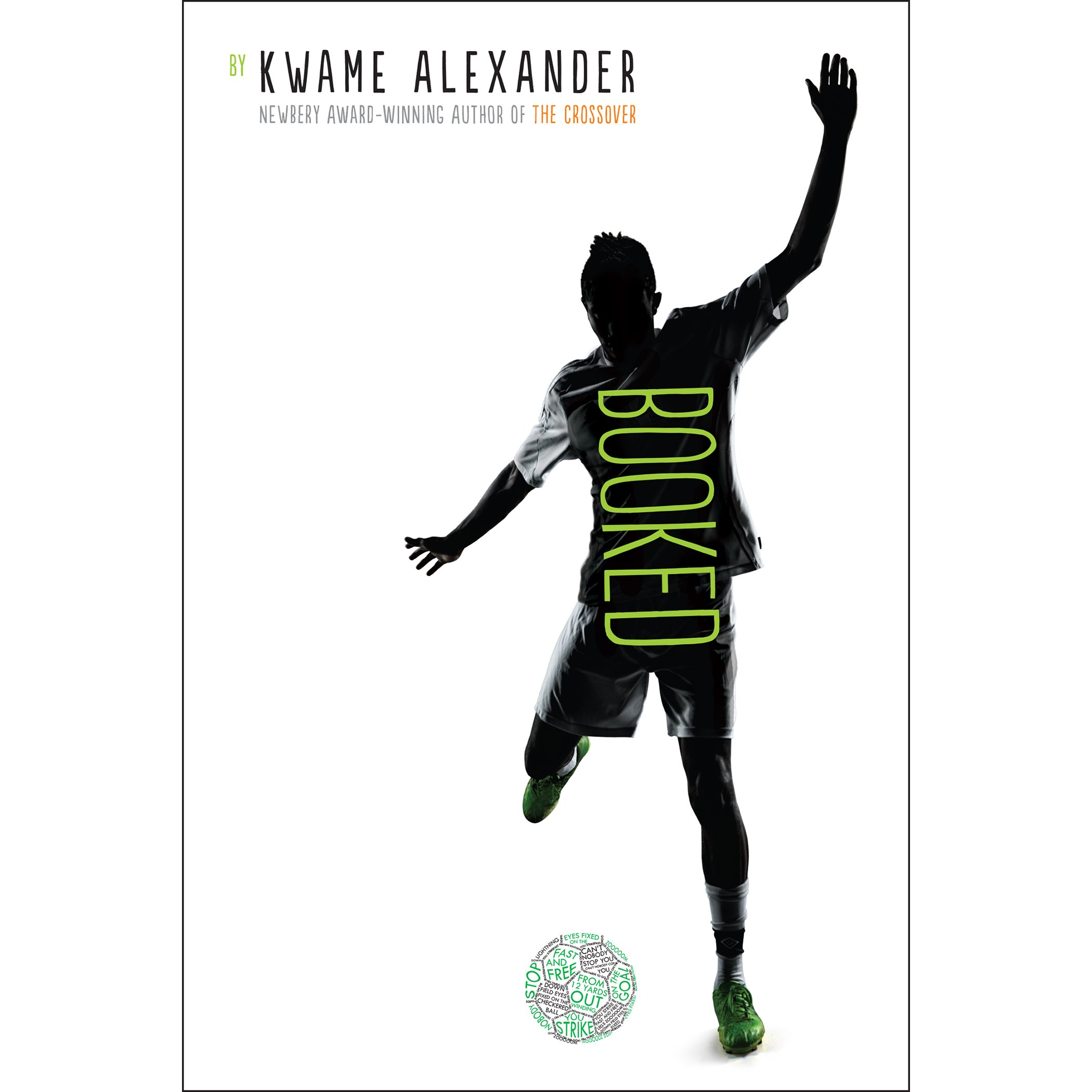 537b4318c99 Amazon.com: Booked (The Crossover Series) (9780544570986): Kwame ...