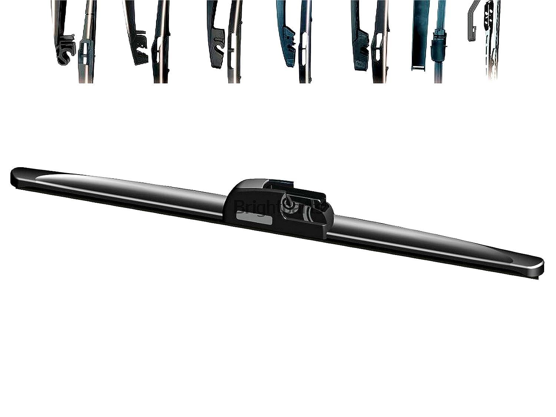 Escobilla para limpiaparabrisas trasero (400 mm, universal): Amazon.es: Coche y moto