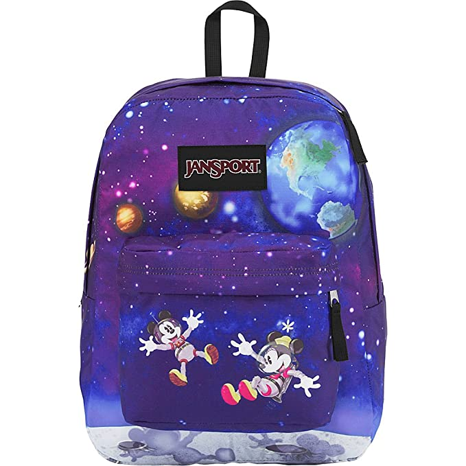 The JanSport Unisex Disney High Stakes travel product recommended by Amber Delashaw on Lifney.