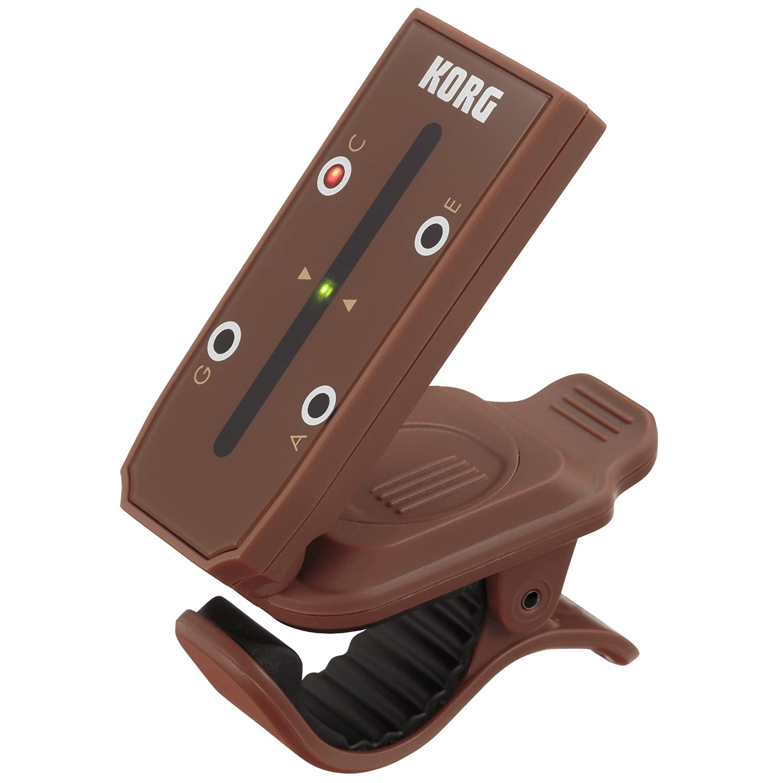 KORG クリップ式チューナー headtune ヘッドチューン ウクレレ用 HT-U1