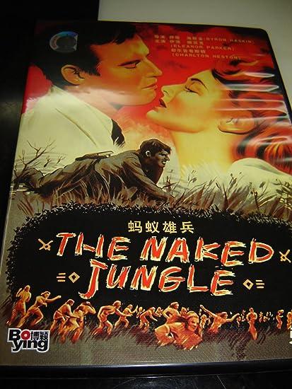 The Naked Jungle (1953) VHS (1981) - Charlton Heston