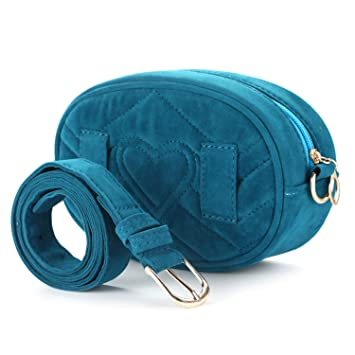 f012996966f Image Unavailable. Image not available for. Color: Waist Bag Women Waist  fanny Packs belt bag for women 2019 new fashion ...