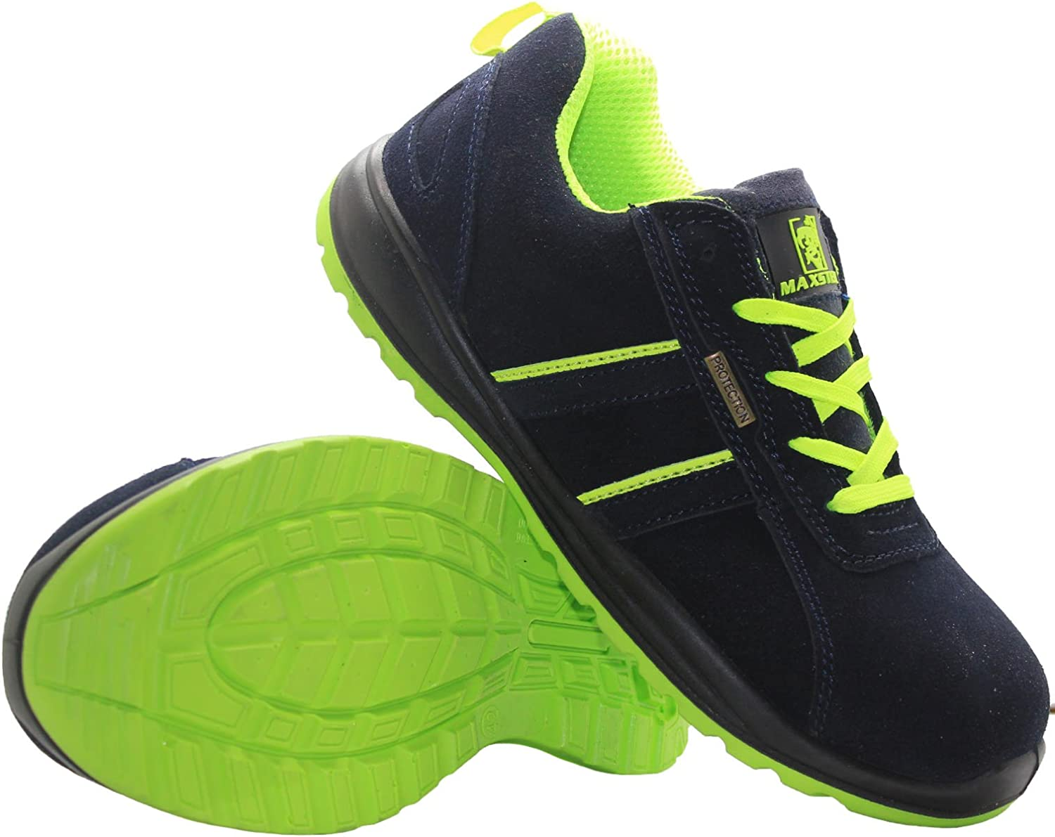 Ladies Womens Chunky Lace Up M-Queen Trainers Sports Running Comfy shoes 2.5-9