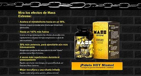 MASS EXTREME Premium - El suplemento para desarrollar la ...