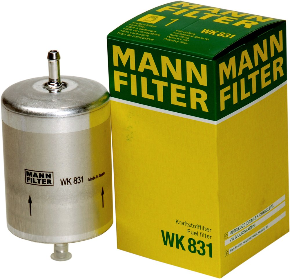 Fuel Filter Wk 31 2 Wiring Diagram Filters Amazon Com Mann 831 Automotive Symptoms