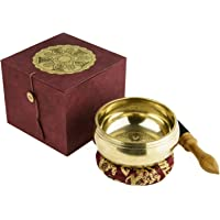 Dhyani Buddha Gift Set with Singing Bowl 5011–L