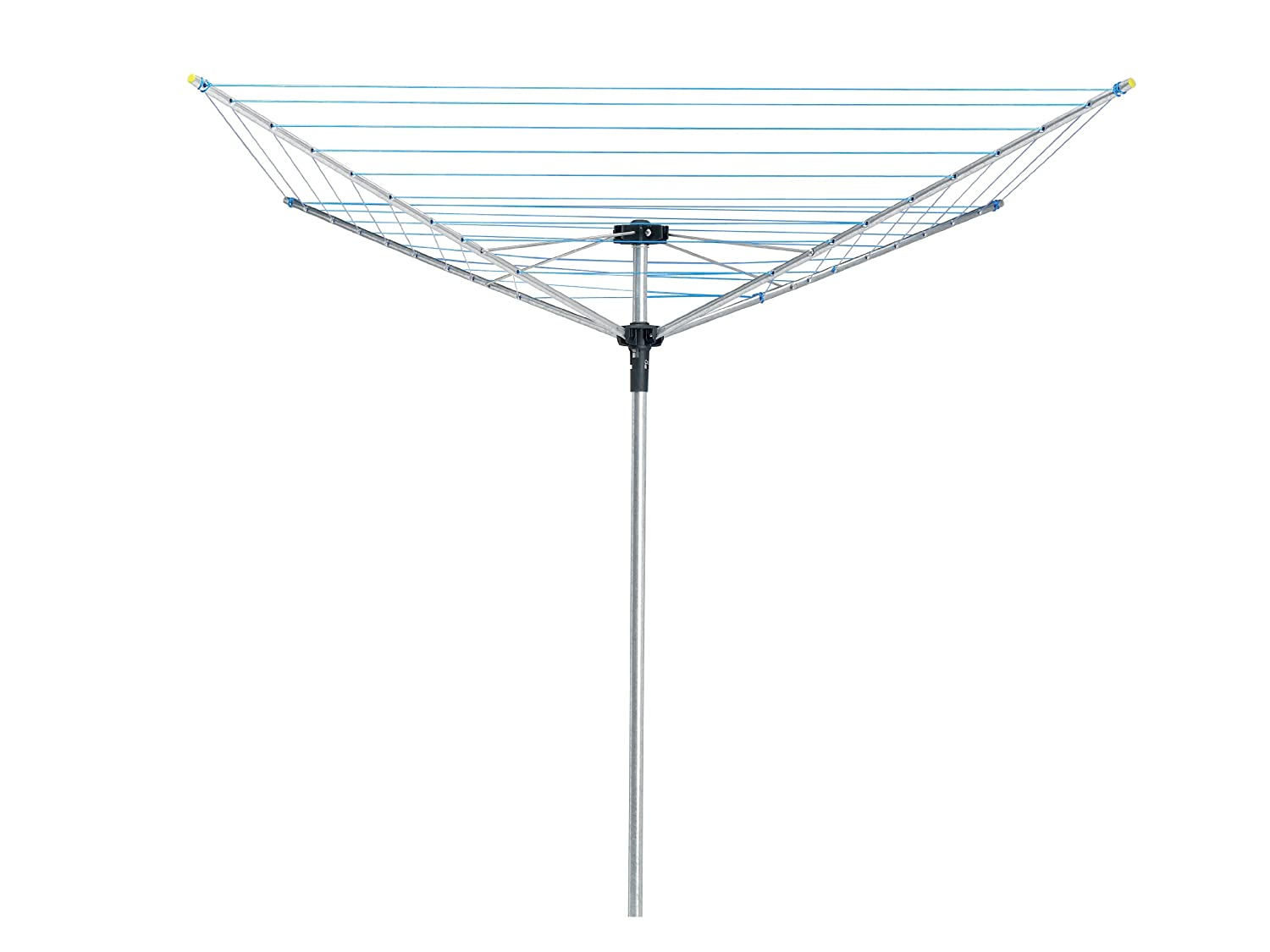 40 meter Hills 115551 Airdry Rotary Dryer 4 Arm