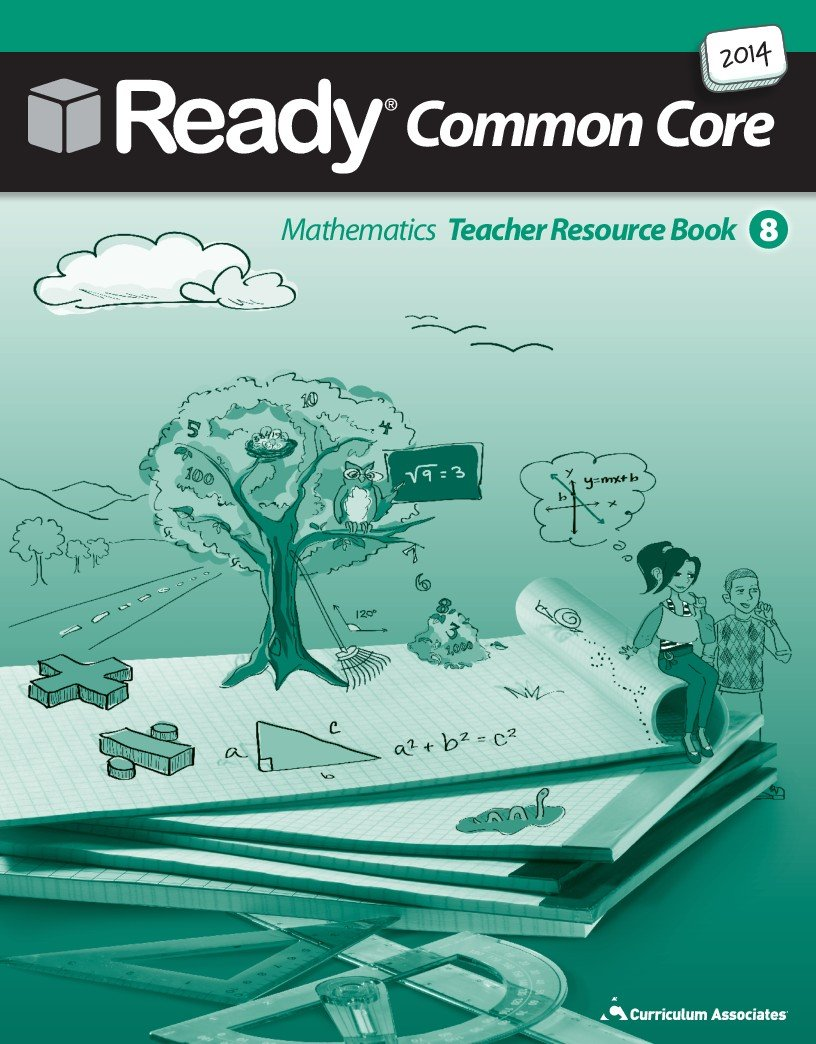 Download West Virginia 2015 Grade 8 Common Core Teacher Resource Book for Mathematics pdf epub