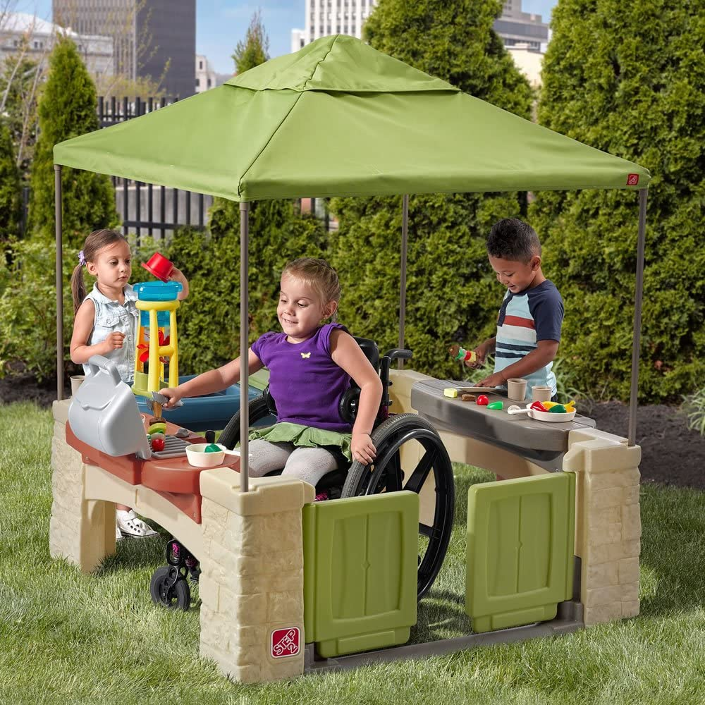 Top 11 Best Kids Outdoor Playhouses in 2020 Reviews 2