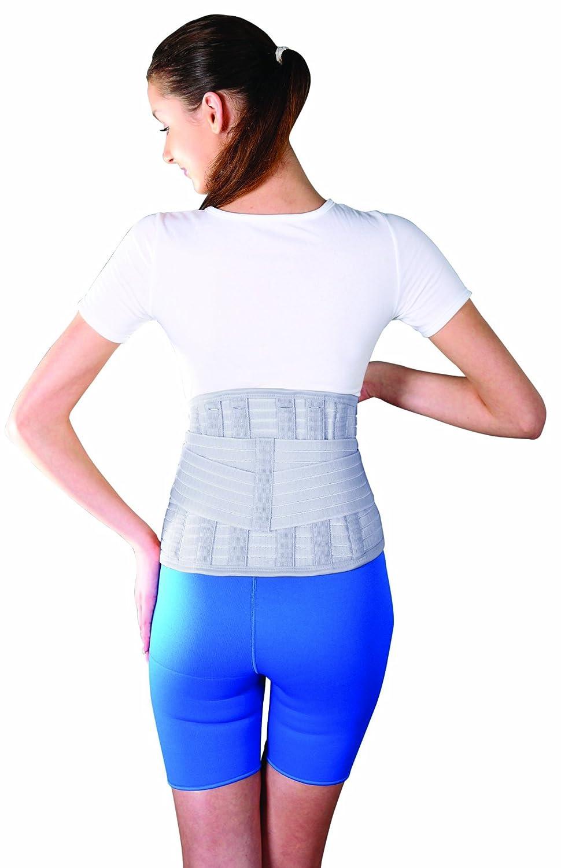 Dynamix Ortho - Faja de sujeción máxima para la espalda (zona lumbar y abdominal) Impectron AVF-10