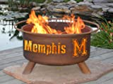 Patina Products F470 University of Memphis Fire Pit