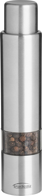 Trudeau Pepper Mill and Salt Shaker Set 0716213