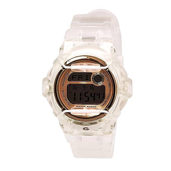 Casio Damas Baby-G Cuarzo: Batería Reloj (Modelo de Asia) BG-