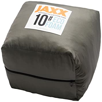 Jaxx Premium Grade Shredded Foam Filling