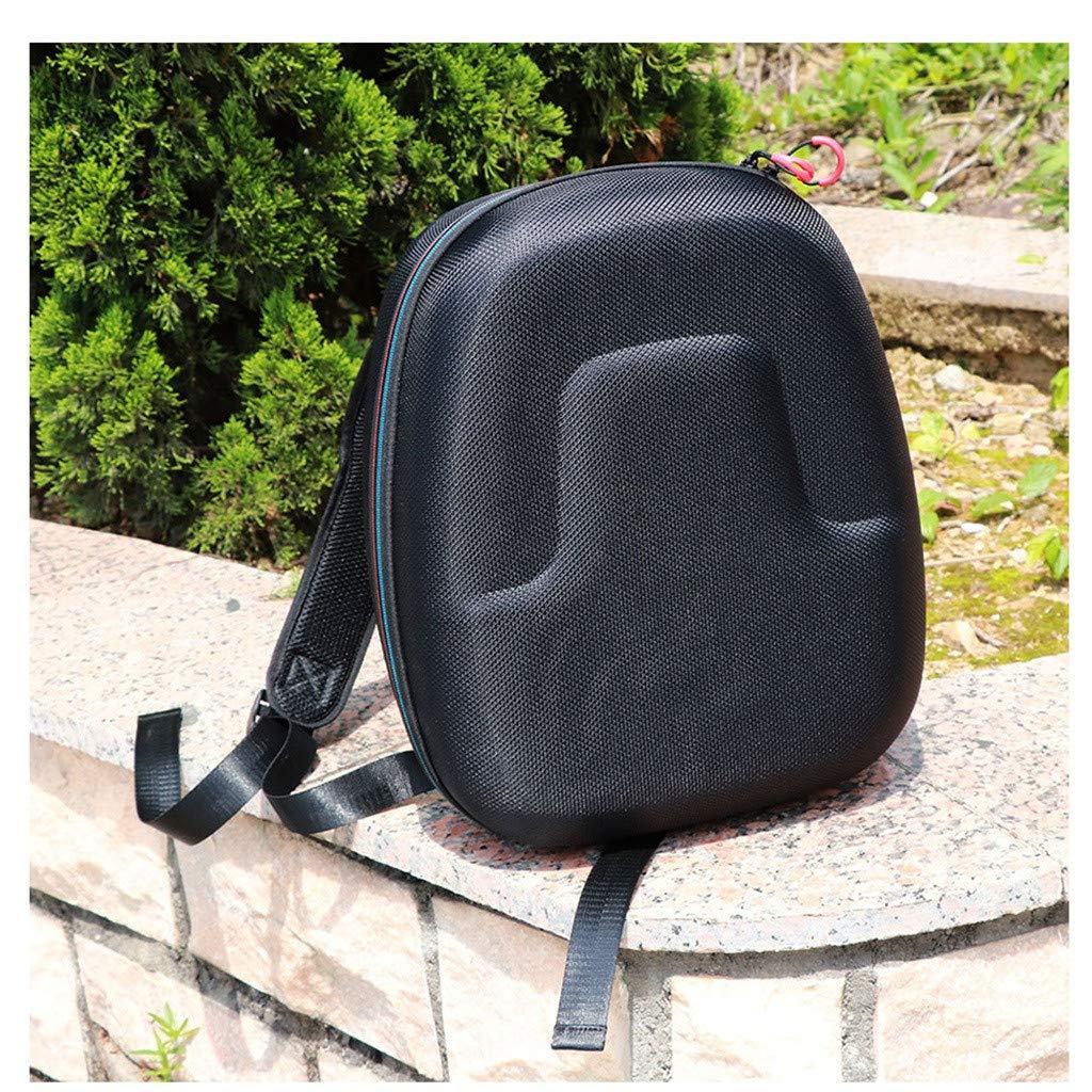 Amazon.com: jiumoji - Bolsa de transporte rígida portátil de ...