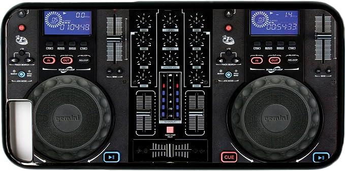iPhone 6 mezclador CDDJ DJ technics Tocadiscos funda teléfono ...