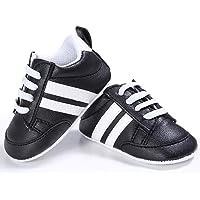 Zapatos Bebe NiñO NiñA Rojo Zapatillas De Deporte