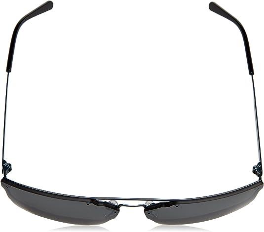 Arnette Mens Hundo-p1 Square Sunglasses Gunmetal 63 mm 0AN3073