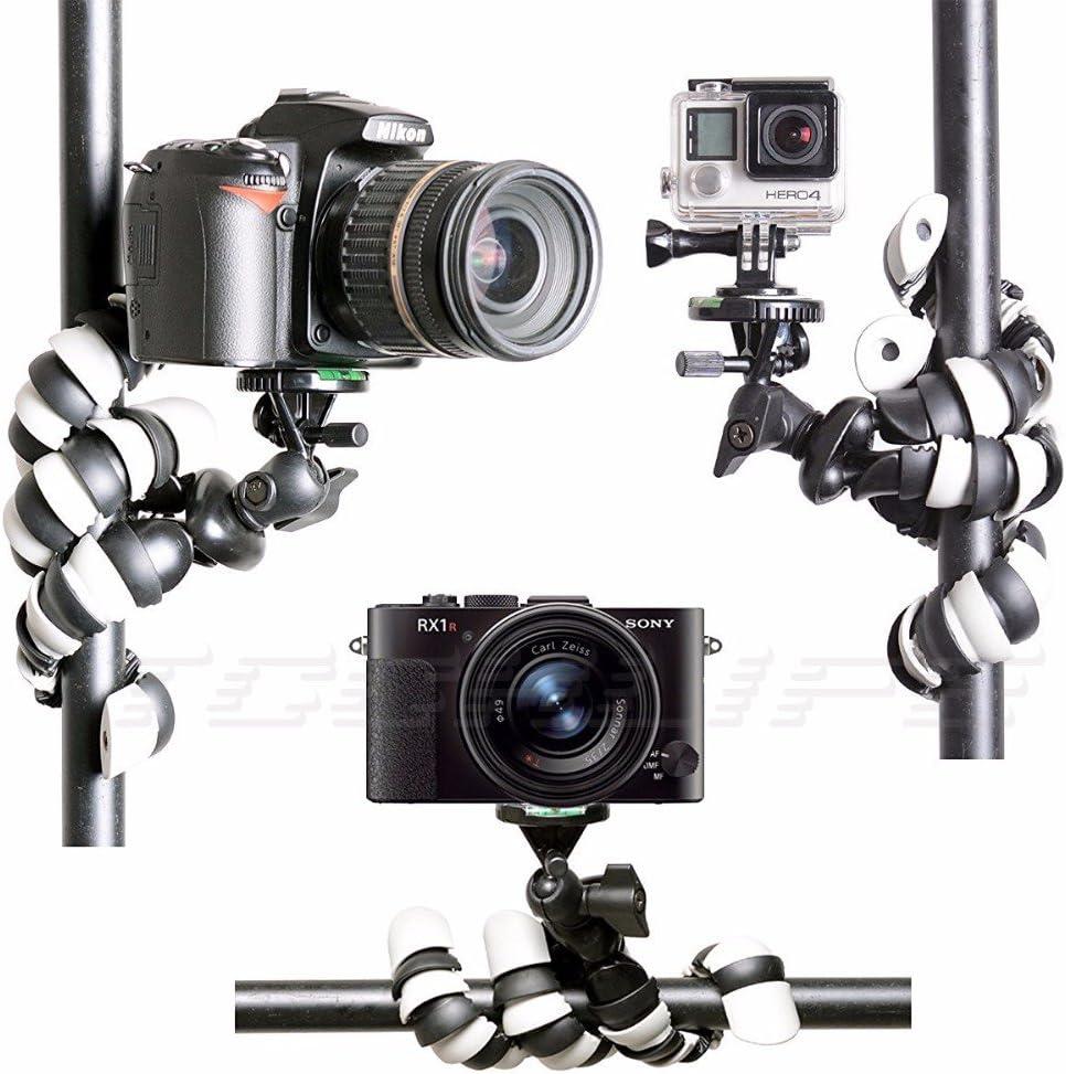 Mini Flexible Octopus Mobile Tripod 2-in-1 Gorillapod 11 for iPhone GoPro Canon Nikon Sony Camera Table Desk Tripod Stand 41