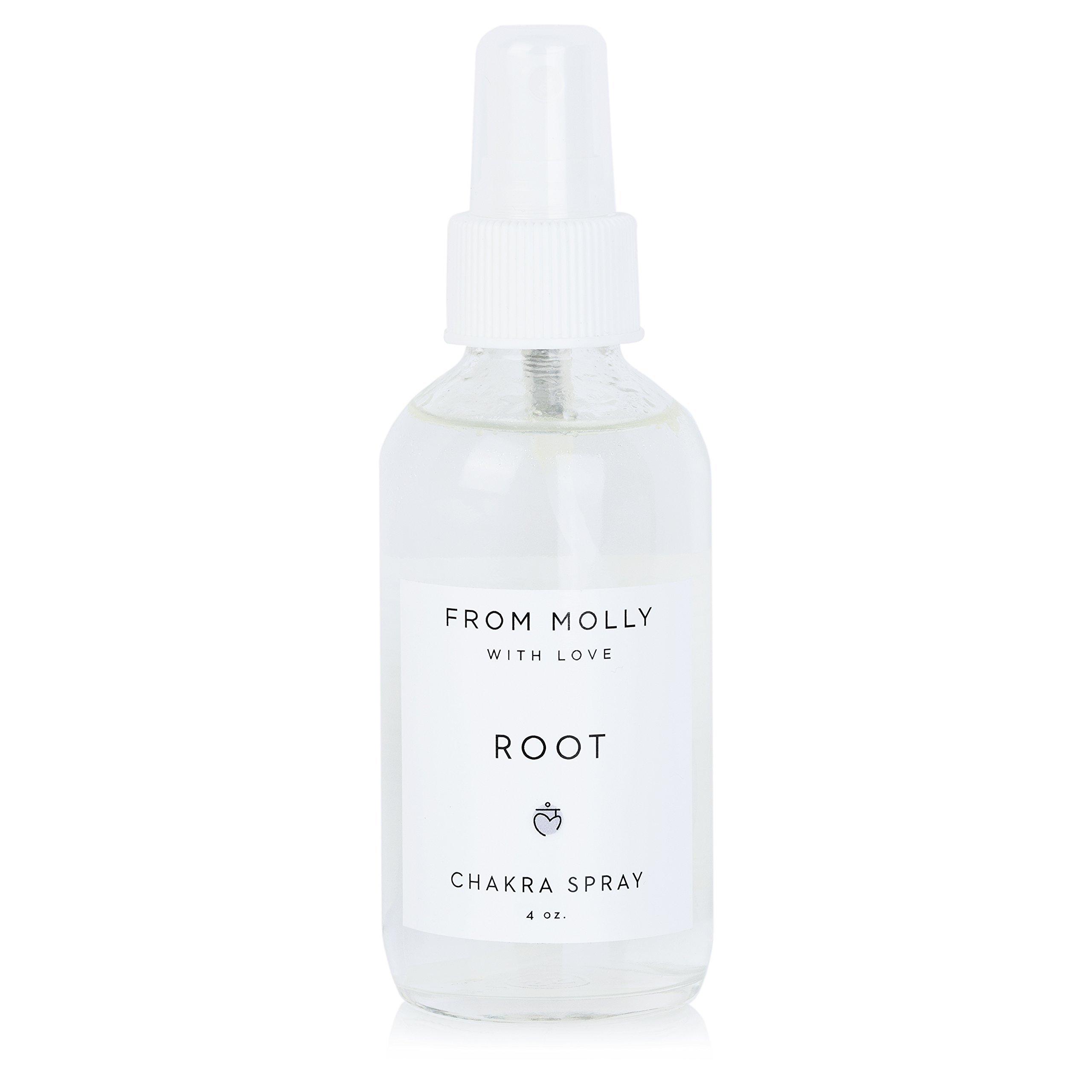 ROOT CHAKRA Spray - Balancing Body Mist (4 oz)