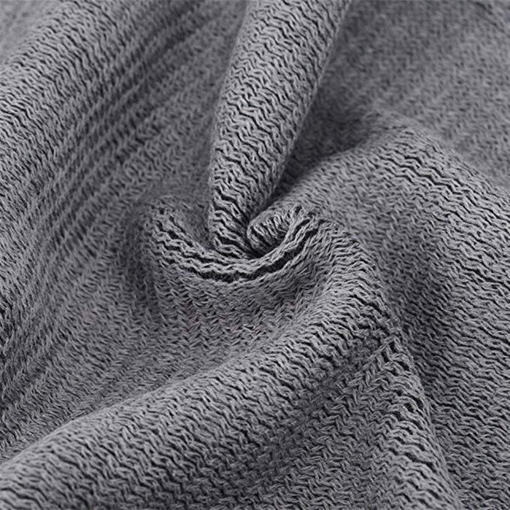 YHDD Allentato Femminile Fitting Poncho, Sciarpa di Inverno Coperta di qualità Signore Poncho Calda Lana Poncho Capes, Long Knit Spesso (Color : A) A