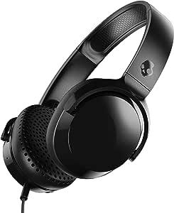 Skullcandy Riff On-Ear Headphones With Tap Tech Black/Black/Black