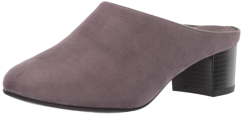 Grey Fabric Aerosoles Women's Lilypad Mule