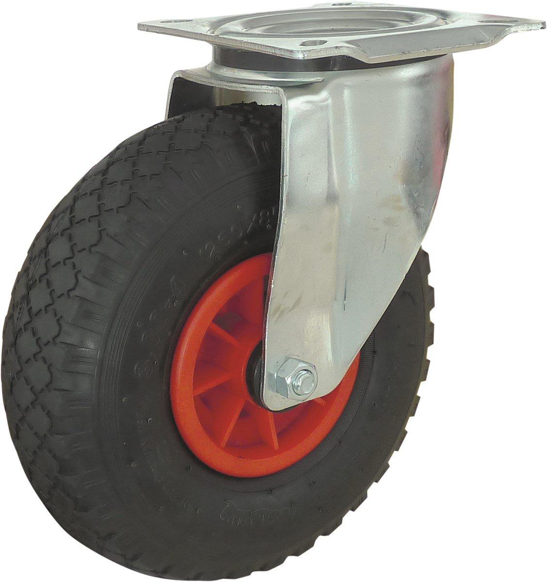 Roulette Chape zinguée rueda hinchable Topcar 26461: Amazon.es ...