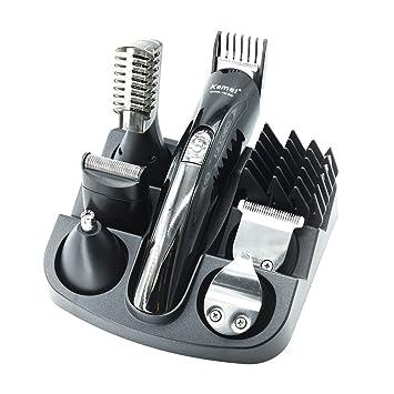 Kemei Keramik Bartschneider Haarschneider Haarschneidemaschine Nasen Trimmer