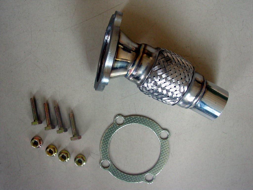 Exhaust Pipe-Flange Flex Repairs fits 99-04 VW Beetle 1.8L-L4