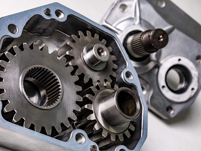 SuperATV 4 Portal Gear Lift for Can-Am Maverick X3 See Fitment - Billet Aluminum 30/% Gear Reduction