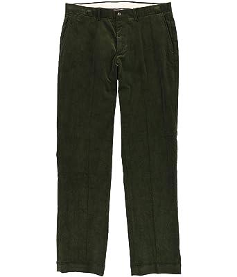 0633a3054d73f9 Ralph Lauren Polo Men Classic Slim Fit Corduroy Trouser Pants at Amazon  Men's Clothing store: