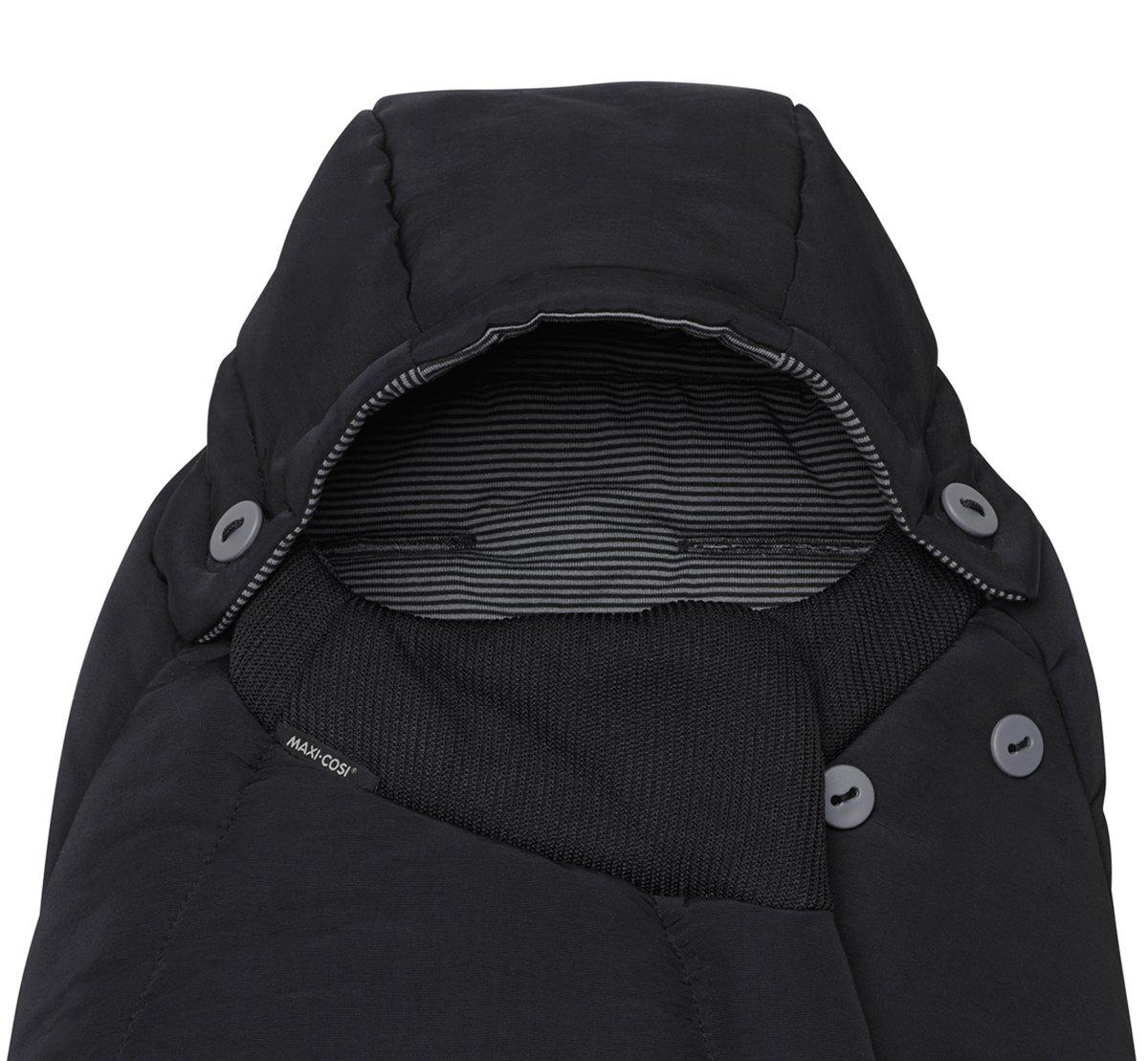 Saco de cochecito Maxi-Cosi general negro Black Raven
