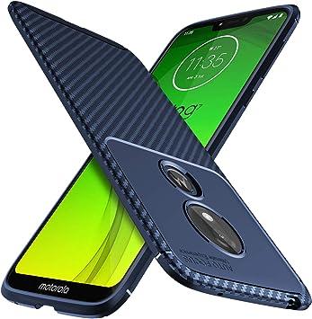 Yocktec Funda para Motorola Moto G7 Power, diseño Ultra Delgado de ...