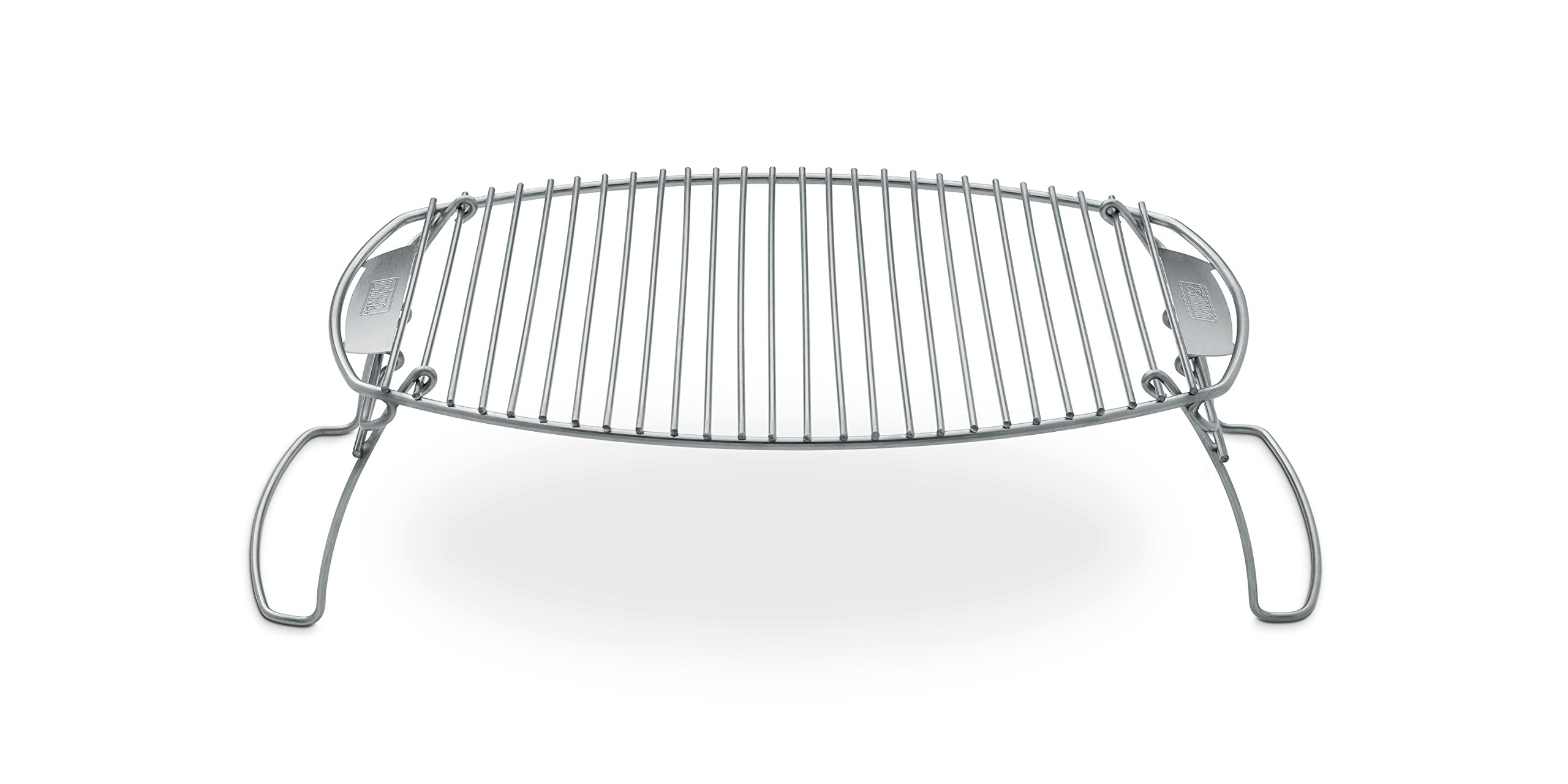 Weber Stephen Products 7647 22'' x 12'' Expansion Grilling Rack, Multicolor by Weber