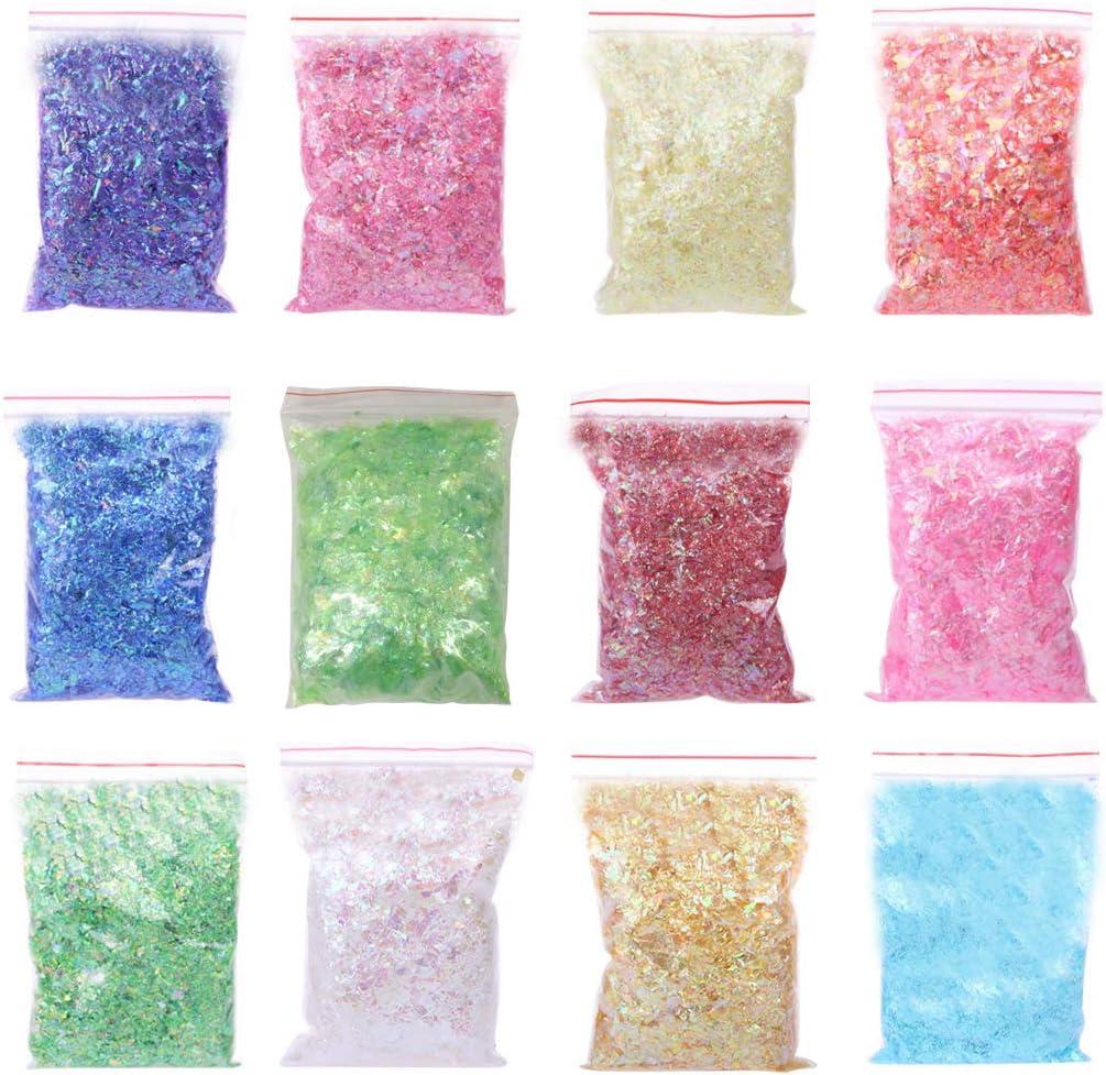 PENG Shinny DIY Slime Perles Paillettes Slime Fournitures Slime Accessoires Argile Enfants Jouets
