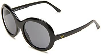 Mujer Gafas de sol Adidas Originals Avignon Black Yellow ...