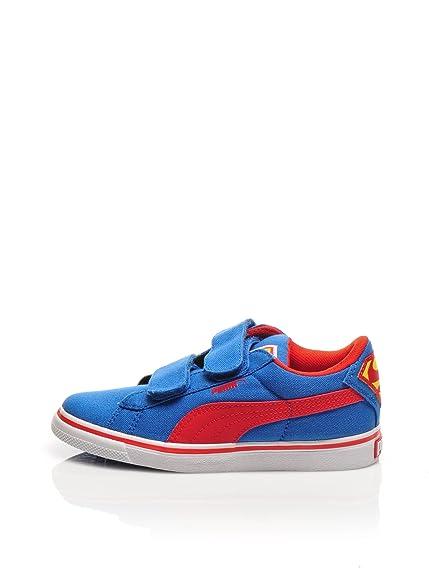 b0aa4fc0efc6e9 Puma Boys  Gymnastics Shoes Blue Size  13.5 Child UK  Amazon.co.uk ...