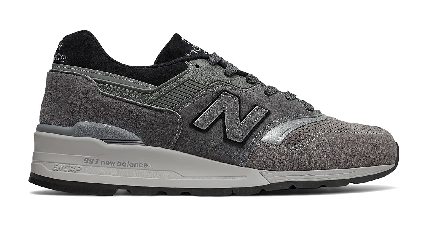 New Balance Men's M997brk B01N2AHBLI 8 D(M) US|Grey