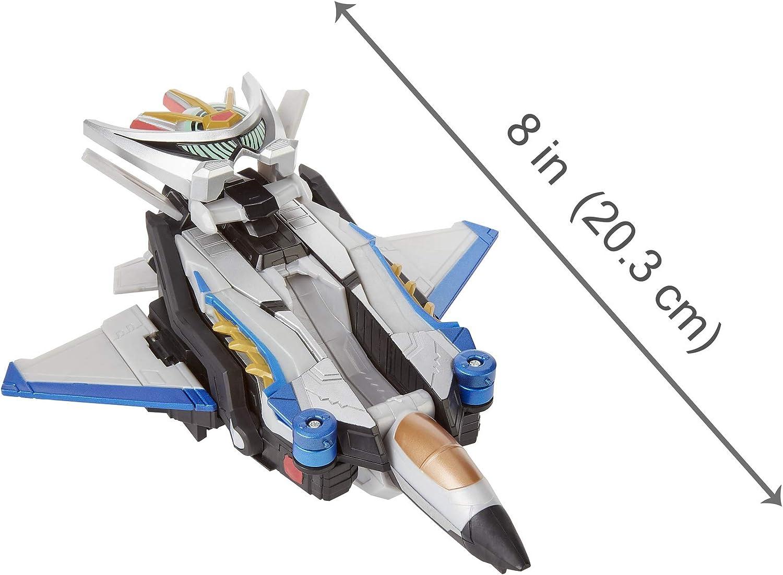 Power Rangers Beast Morphers Beast Jet Converting Zord Action Figure