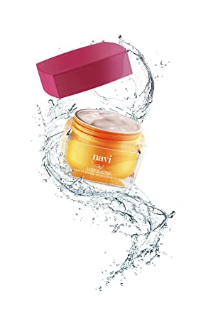 NAVI Crema Hidratante Facial Día con Aloe Vera & Aceite de Jojoba / Antiarrugas / Antimanchas, 50 ml: Amazon.es: Belleza