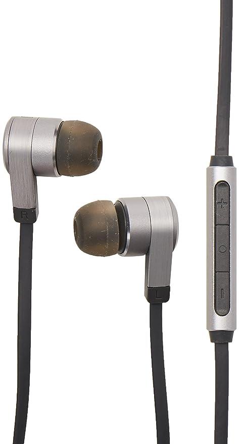 Huawei AM13 - Auriculares (Alámbrico, Dentro de oído, Binaural, Intraaural, Gris