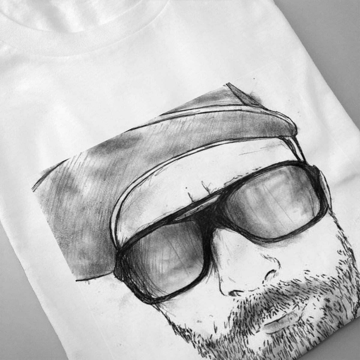 Scattering Men Nikola Sarcevic Slim Casual Shirts